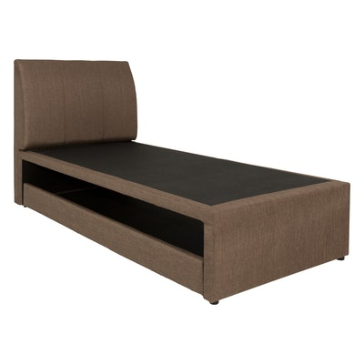 Tilda Trundle Bed - Brown (Fabric) - Image 1