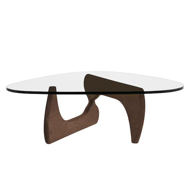 Noguchi Coffee Table Replica - Walnut - 0