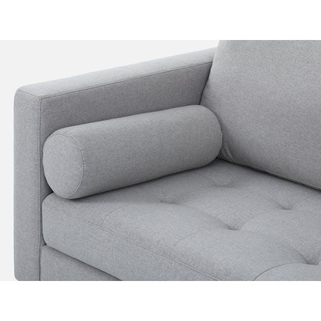 Nolan 3 Seater Sofa - Slate (Fabric) - 6