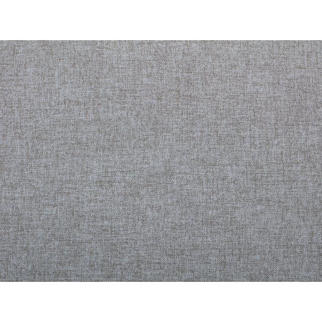 Nolan 3 Seater Sofa - Slate (Fabric) - 9