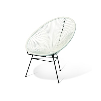 Acapulco Chair - White - Image 1