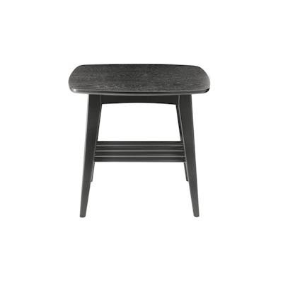 Hubie Side Table - Black