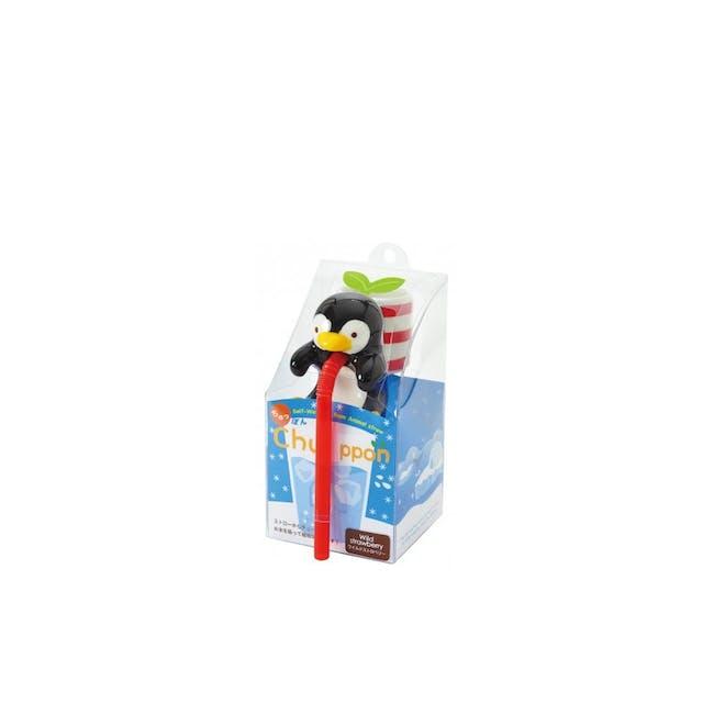 Seishin Chuppon Sea Friend - Penguin (Wild Strawberry) - 0