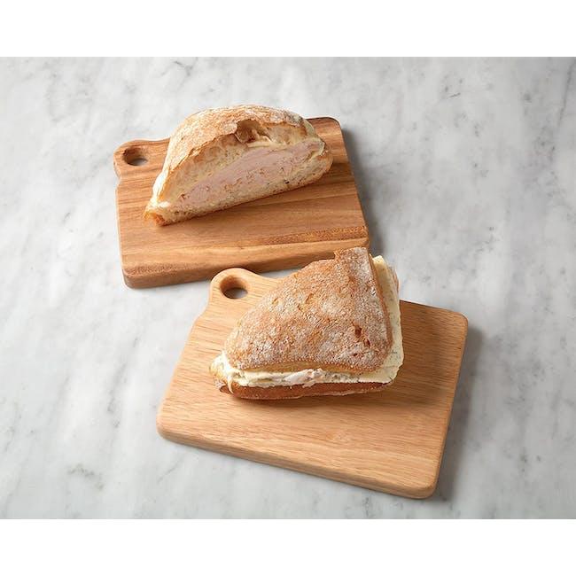 Ironwood Sandwich Acacia Cutting Serving Boards Set - 1