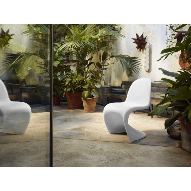 Panton Chair Replica - Black - 5