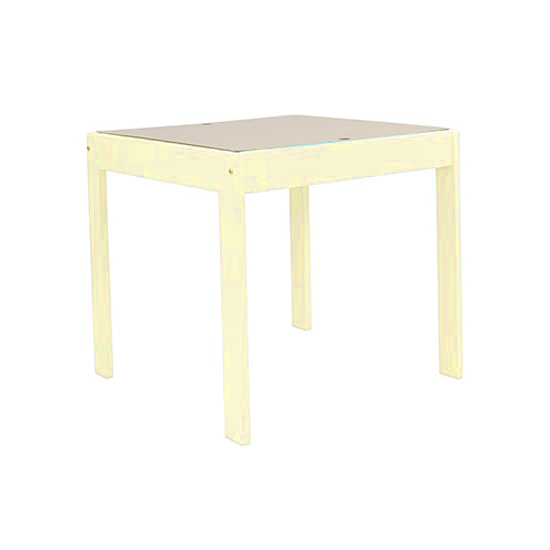 Liliewoods - Wynona Activity Table - Citrus