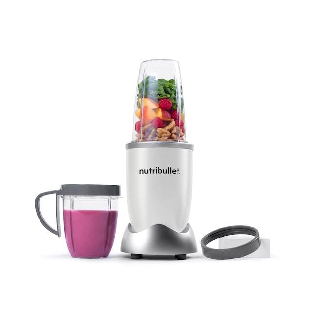 NutriBullet 600W Personal Blender - White - 0