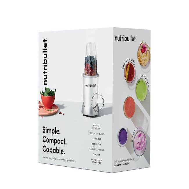 NutriBullet 600W Personal Blender - White - 7