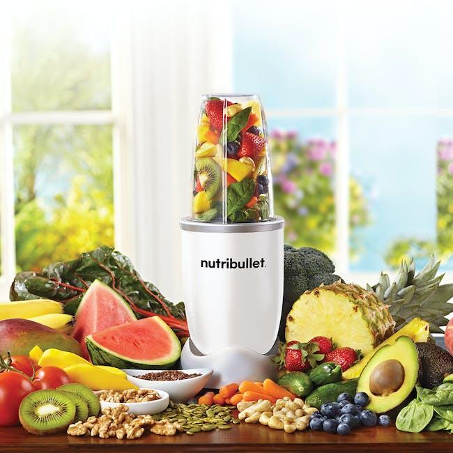 NutriBullet 600W Personal Blender - White - 1