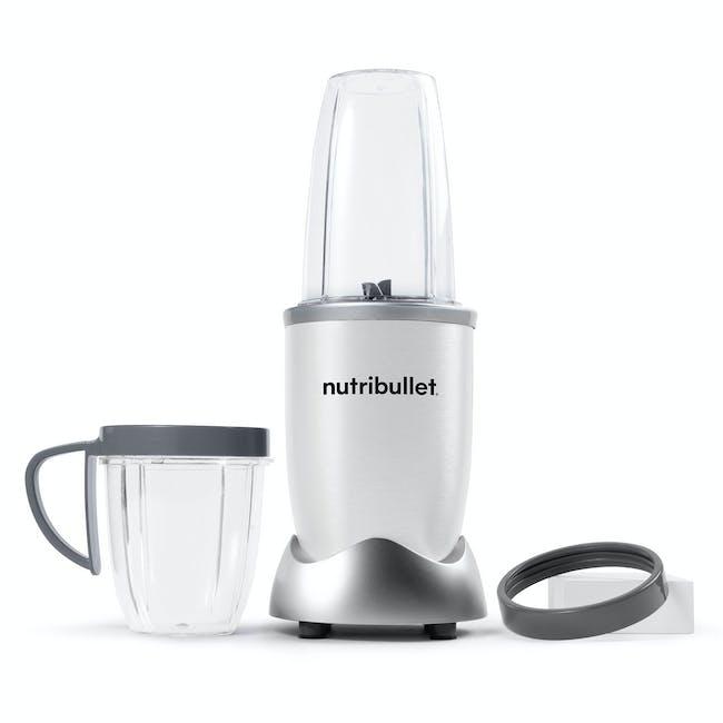 NutriBullet 600W Personal Blender - White - 4