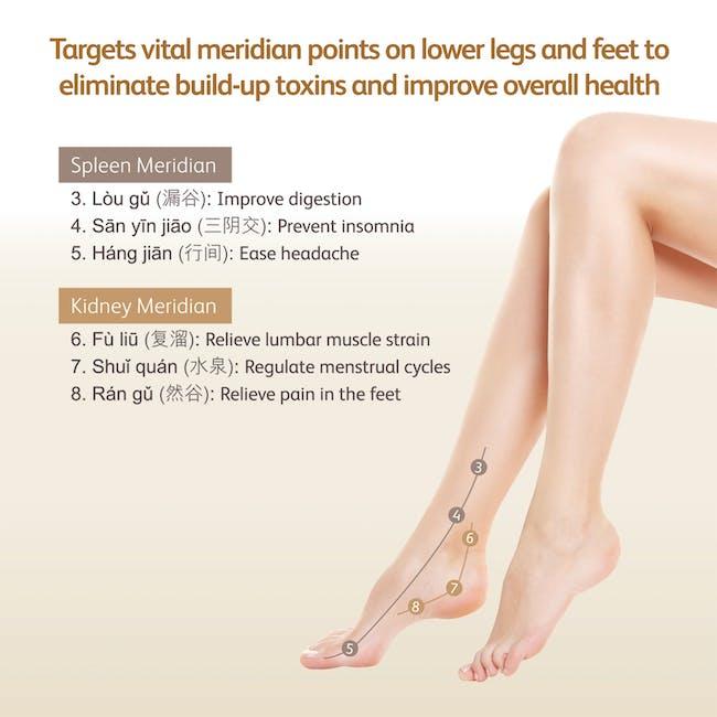 OSIM uPhoria Warm Leg Massager - 10