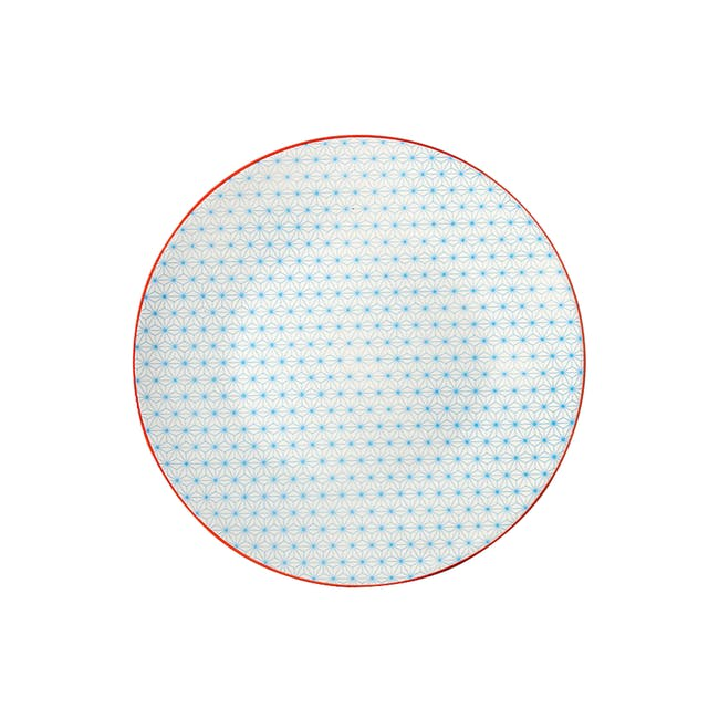 Table Matters Starry Blue Plate (3 Sizes) - 0