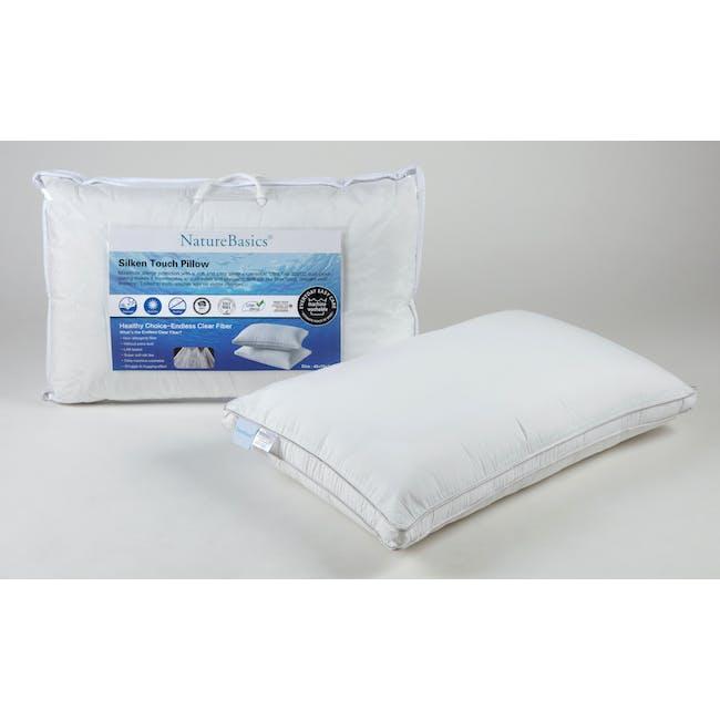Nature Basics Silken Touch Gusset Pillow - 2