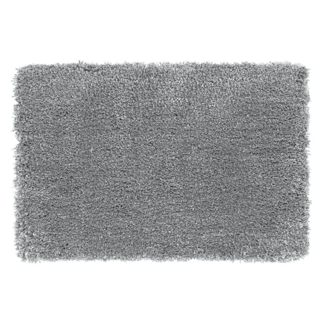 Mia Floor Mat - Grey - 0