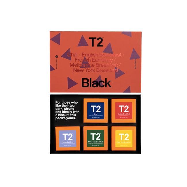 T2 Fives - Black (Looseleaf) - 0
