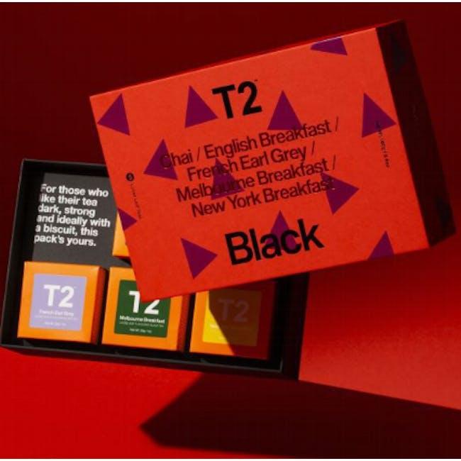 T2 Fives - Black (Looseleaf) - 1