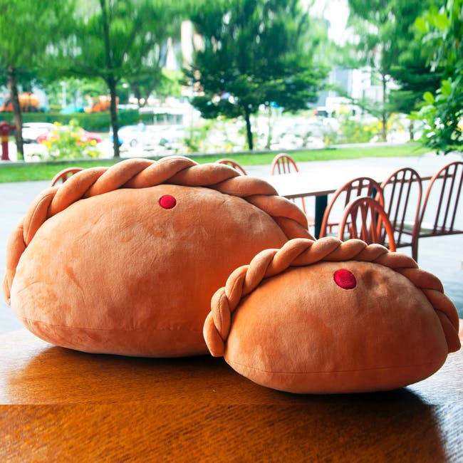 Curry Puff Cushion (2 sizes) - 5
