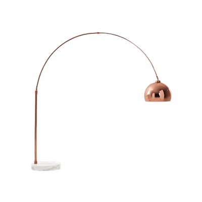 Gracie Floor Lamp - Copper - Image 1