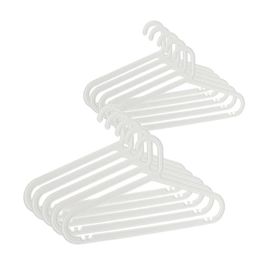 HipVan Bundles - Zoe Plastic Hangers (Set of 10)