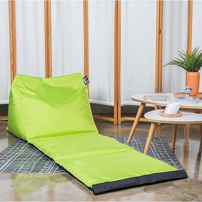 Platami Bean Bag - Apple Green - 5