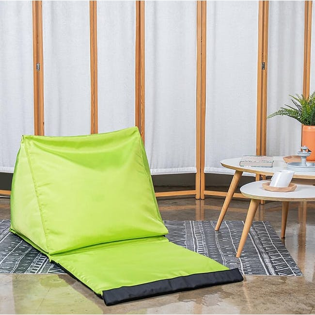 Platami Bean Bag - Apple Green - 6