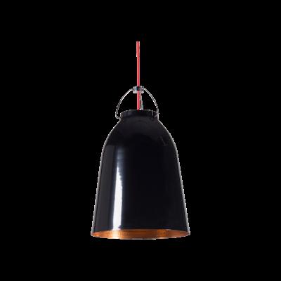 Lemur Pendant Lamp - Black - Image 2