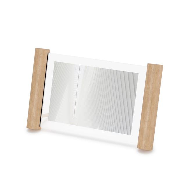 Scroll Photo Display 4 x 6 - Natural - 1