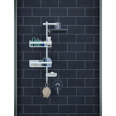 Flipside Hand Shower Rail Caddy - Image 2