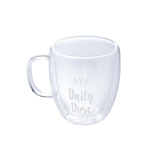 Stitches and Tweed - My Daily Dose Mug