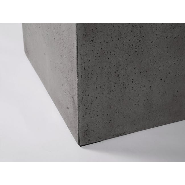 (As-is) Ryland Concrete Coffee Table 1.2m - 3 - 7