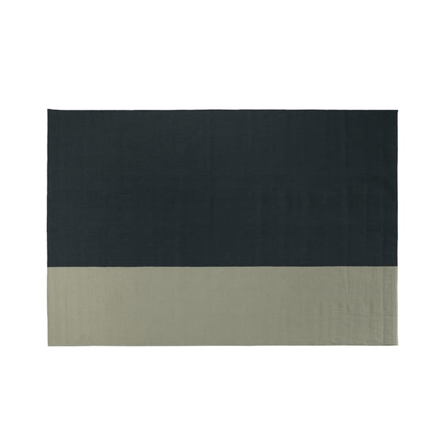 Mitad Flatwoven Rug 3m by 2m - Sand - 0
