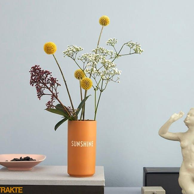 Favourite vase - Mustard (Sunshine) - 1
