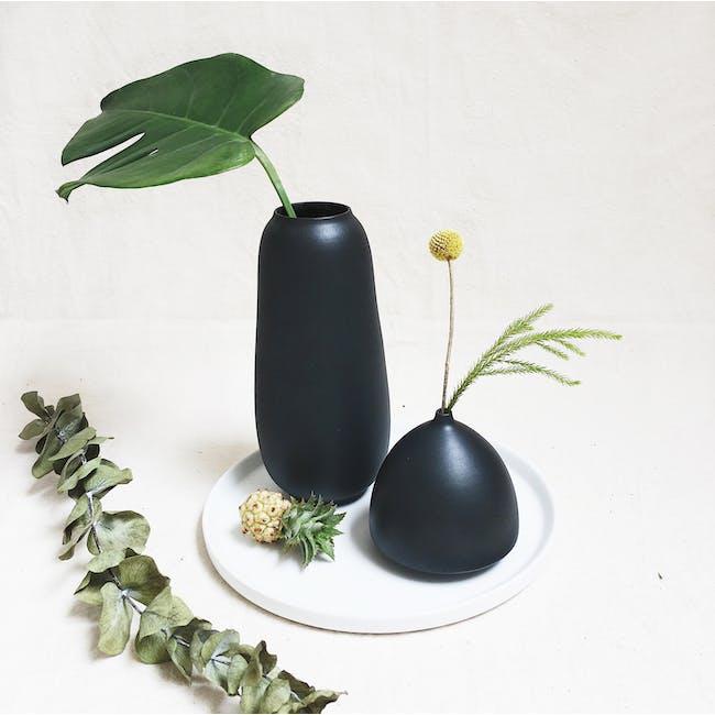 Ceramic Display Tray - White - 2
