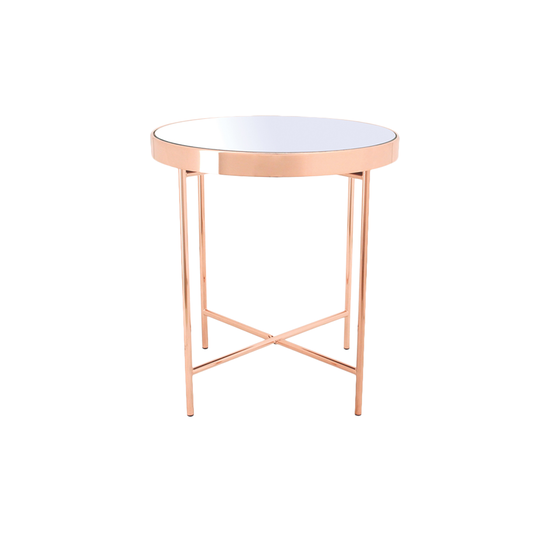 Helga - Xander Mirror Side Table