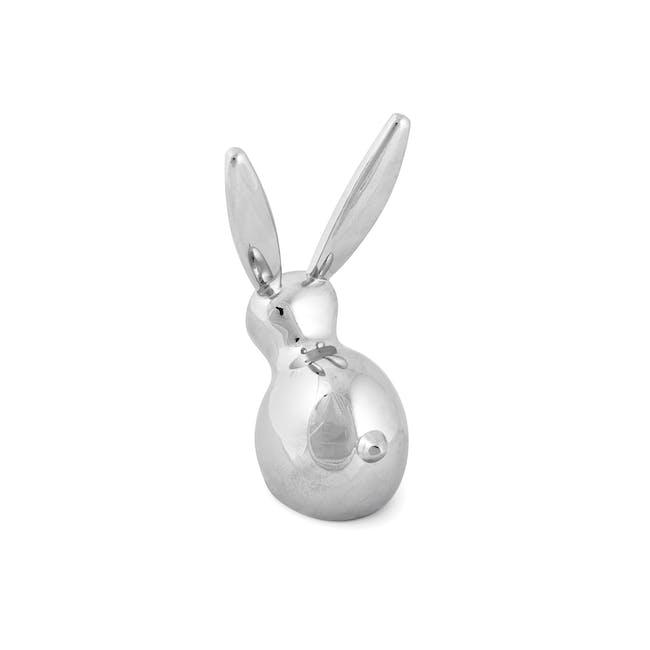 Zoola Bunny Ring Holder - Chrome - 4