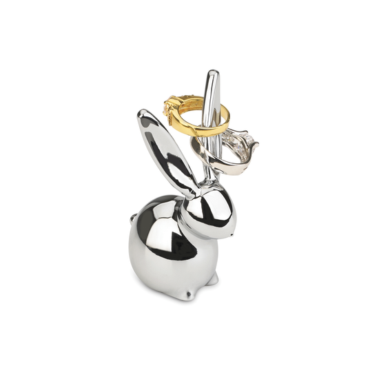 Umbra - Zoola Bunny Ring Holder - Chrome