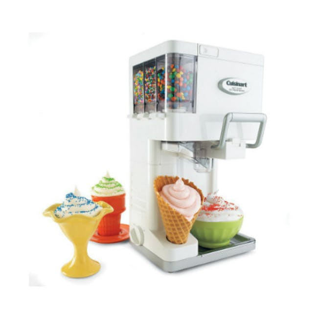 Cuisinart Soft Serve Ice Cream Maker - 2