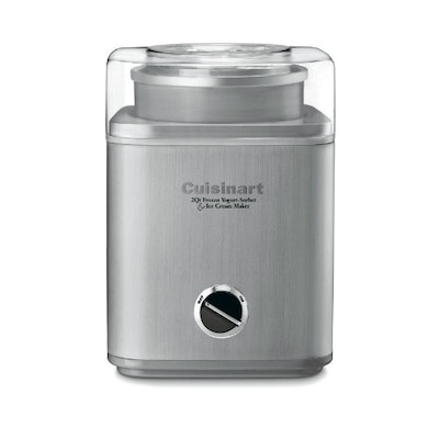 Cuisinart Indulgence 2-quartz Frozen Yogurt - Sorbet & Ice Cream Maker - Image 2
