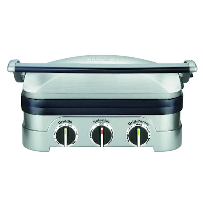 Cuisinart Griddler with Non-Stick Plate - 2