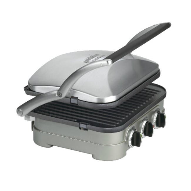 Cuisinart Griddler with Non-Stick Plate - 0