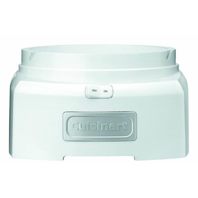 Cuisinart Ice Cream & Sorbet Maker - 1.5 quarts - 4