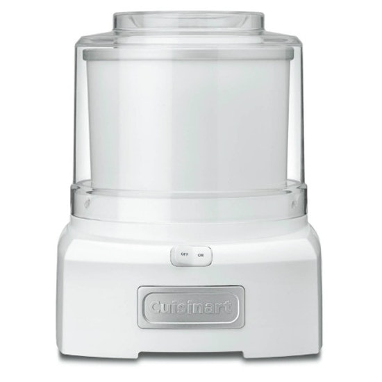 Cuisinart - Cuisinart Ice Cream & Sorbet Maker - 1.5 quartz