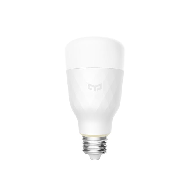 Yeelight LED Smart Bulb - White to Warm - 0