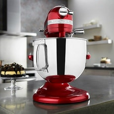 KitchenAid Professional Bowl Stand Mixer - Empire Red