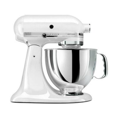 KitchenAid Artisan Stand Mixer - White - Image 1