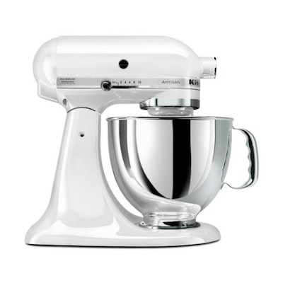 KitchenAid Artisan Stand Mixer - White