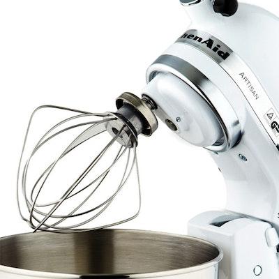 KitchenAid Artisan Stand Mixer - White - Image 2