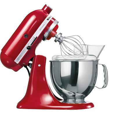 KitchenAid Artisan Stand Mixer - Empire Red - Image 2