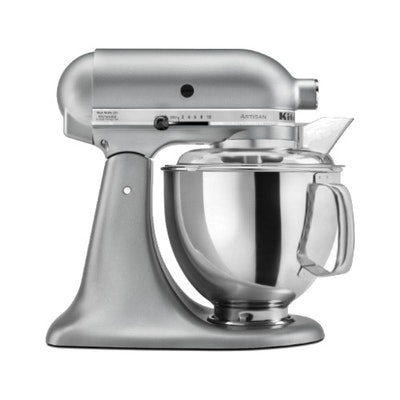 KitchenAid Artisan Stand Mixer - Metallic Chrome - Image 1