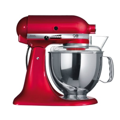 KitchenAid Artisan Stand Mixer - Candy Apple